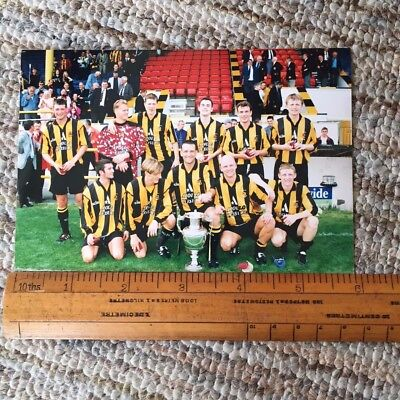 Southport Football Club FC Official Team Photo Photograph Press 10p ONLY