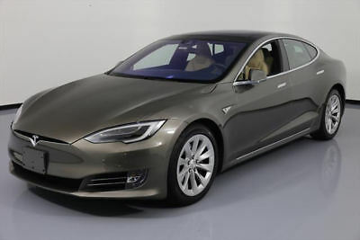 2016 Tesla Model S  2016 TESLA MODEL S 75 AUTOPILOT PANO SUNROOF NAV 9K MI #149749 Texas Direct Auto