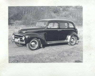 1942 ? Volvo PV831 ORIGINAL Factory Photograph wy7154