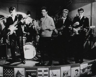 """Cliff Richard and the Shadows 10"""" x 8"""" Photograph no 16"""
