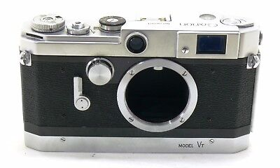 Canon V-T rangefinder RF body with rapid wind EXC+