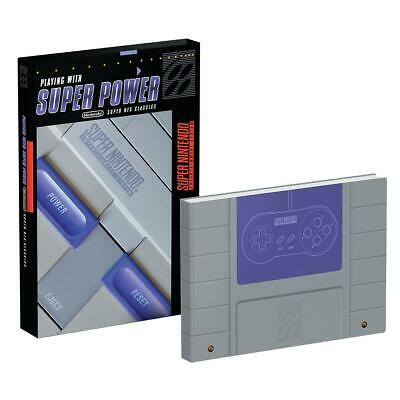 Playing With Super Power SNES Classics, Engl. Lösungsbuch Colletors Guide NEU&OP