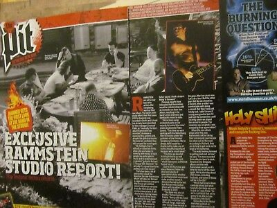 Rammstein, Two Page Clipping