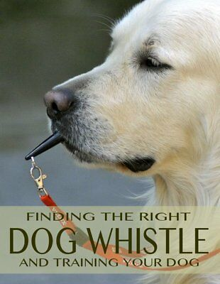 GEE TAC Dog Training Whistle in most colours 210.5. pitch Lanyard included