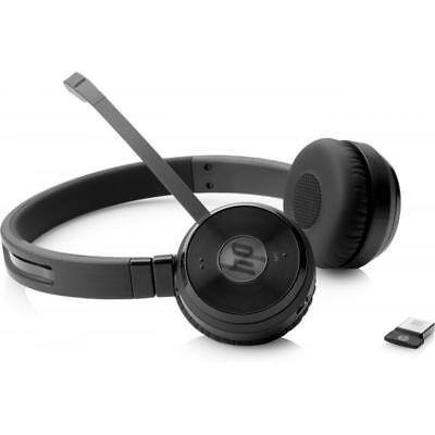 3038309 Hp Uc Wireless Duo - Headset - On-Ear - Drahtlos - Bluetooth - Nfc - Für