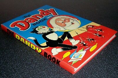 Vintage VG+ Condition DANDY ANNUAL 1977 - D.C. Thomson (Beano) - Laminate Intact