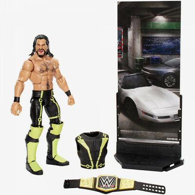 Mattel WWE Elite Series 52 Seth Rollins Action Figure NEW