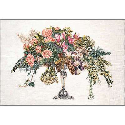 """Winter On Aida Counted Cross Stitch Kit 23.5""""X19.5"""" 16 Count 499994658890"""