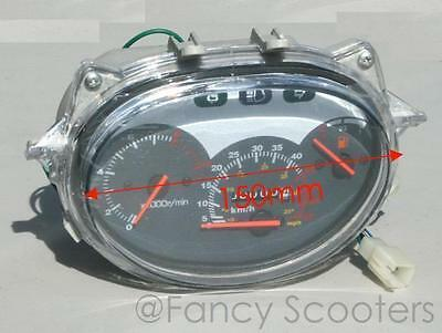 Odometer, Fuel Gauges, Lights indicator Panel Peace sports TPGS-804- 50/150cc
