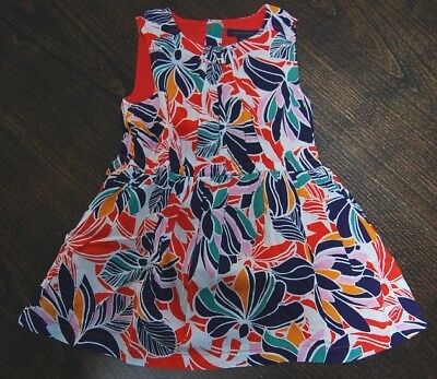 Tommy Hilfiger baby girl floral dress size 18 months new with tags $35 price tag