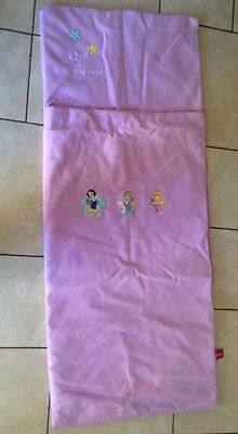 disney Princess sleeping bag  Purple Cinderella,snow White