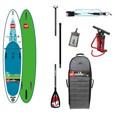 Red Paddle Co Explorer 126 Pack 370 Liters