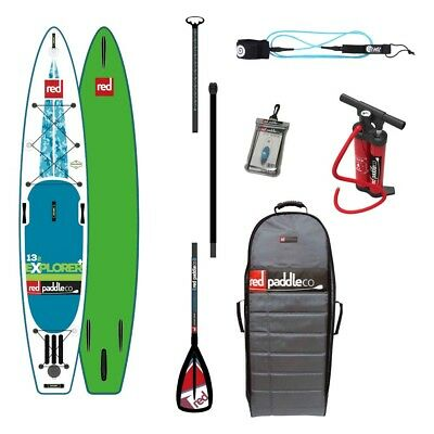 Red Paddle Co Explorer 13'2 Pack 2016 350 Liters