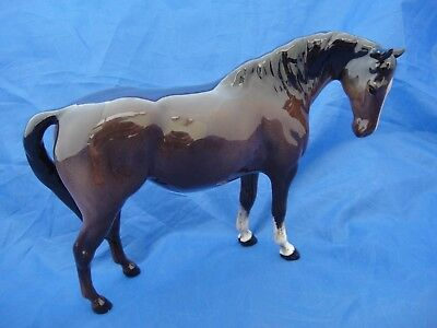 Lovely Beswick Brown Horse Figure