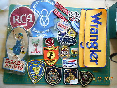 Collectibles   Patches