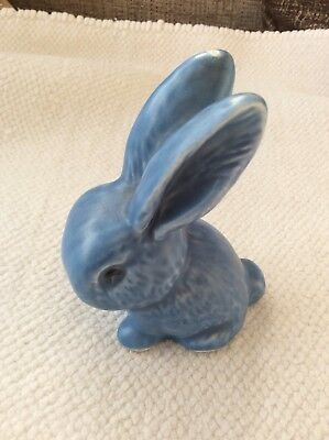 vintage Sylvac Pottery Rabbit - Art Deco