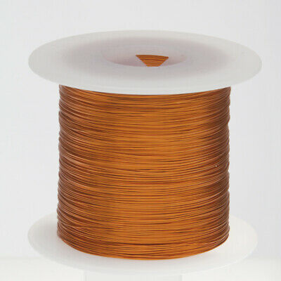 """16 AWG Gauge Bare Copper Wire Buss Wire 100' Length 0.0508"""" Natural"""