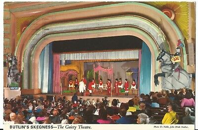Butlins Skegness The Gaiety Theatre John Hinde Ltd 3Sk61 Pc
