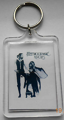 Fleetwood Mac  Keyring    Starz Crafts Unique Collection Limited Edition