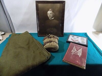 NICE Lot World War I WW1 Named 26th Engineer Regiment Grouping L@@@@K