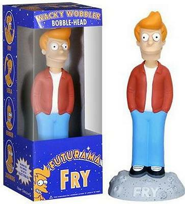 Futurama Fry  Bobble Head Wacky Wobbler Bobble head