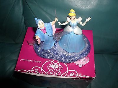 Disney Cinderella And Fairy Godmother