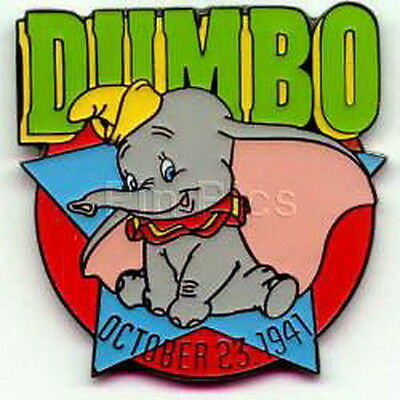Dumbo  dated  1941 cute  Disney  Movie Pin/Pins