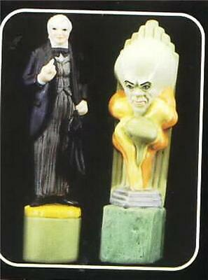 Wizard  of Oz  OZ the Wizzrd Salt &Pepper S & P shakers