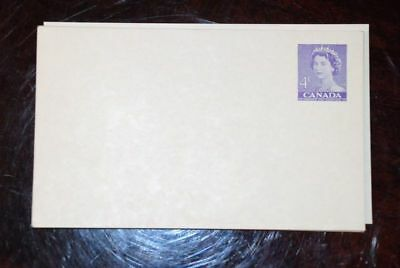 1960-1964 Canada Stationery Post CARD UX94 Royalty QUEEN Elizabeth II