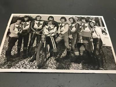 Reading Racers---1973---5X3---Speedway --Team Photo--Original