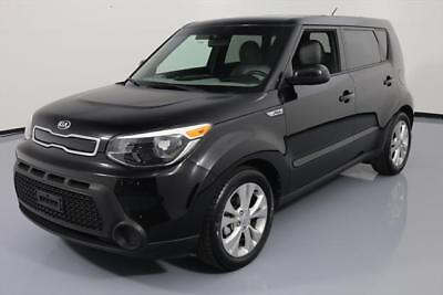 2015 Kia Soul  2015 KIA SOUL + WAGON AUTO BLUETOOTH ALLOY WHEELS 11K #113641 Texas Direct Auto
