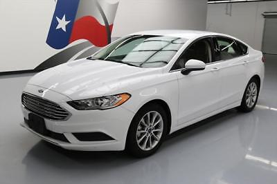 2017 Ford Fusion SE Sedan 4-Door 2017 FORD FUSION SE SEDAN REAR CAM BLUETOOTH 35K MILES #160156 Texas Direct Auto