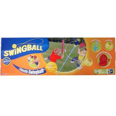 Mookie Swingball Classic Children Tennis Game Play Set Outdoor Garden Game
