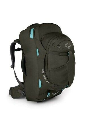 Osprey Fairview 70L Womens Travel Backpack - Misty Grey