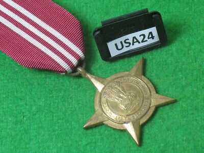 Original India Army Bronze Paschimi Star Named Medal FREE Shipping