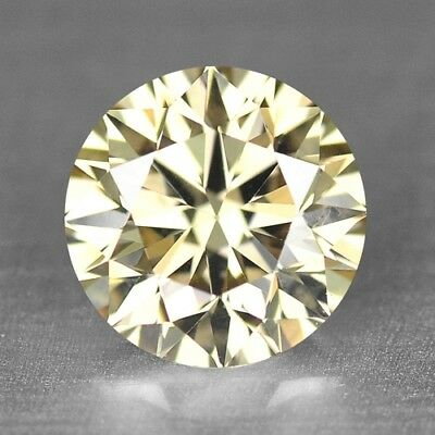 0.35 Cts UNTREATED VERY RARE LIGHT GREEN COLOR NATURAL LOOSE DIAMONDS- VS1