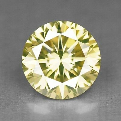 0.30 Cts RARE UNTREATED INTENSE YELLOW COLOR NATURAL LOOSE DIAMONDS- VS1