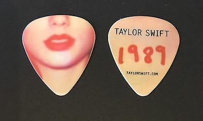 Taylor Swift - Guitar Pick 2016 Tour 1989 Authentic