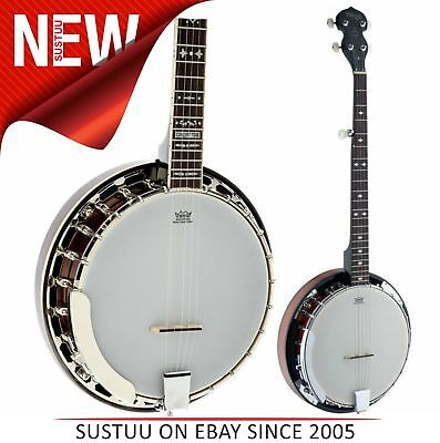 Stagg 5 String Western Banjo Music
