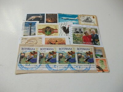 World Charity Kiloware Good Basic Mixture Includes Recent Stamps 475 Grams