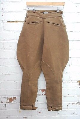 Antique/Vintage Brown Men's Riding Breeches by Bedford Riding Breeches