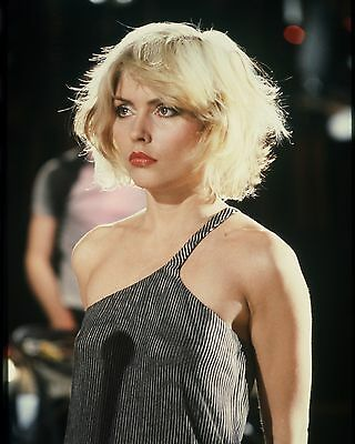 "Blondie 10"" x 8"" Photograph no 21"