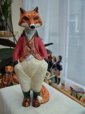 "James Elliot Cinque Rye Pottery ""Sir Freddy Fox"".Country Gentleman,s Series."