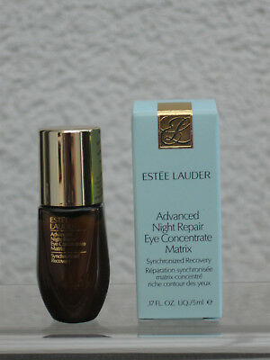 "5 ml Augenpflege LAUDER "" Advanced Night Repair Eye Concentrate Matrix "" + OVP"