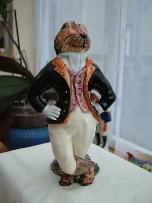 "James Elliot Cinque Rye Pottery ""Hugo Hare"".Country Gentleman,s Series."