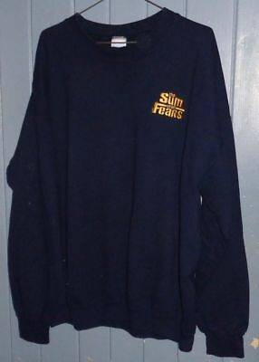 EJ072 The Sum Of All Fears Movie Promo Sweat Shirt XL NEW