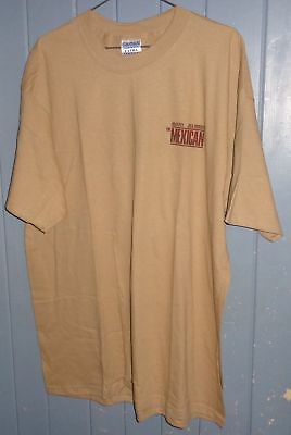 EJ079 The Mexican Movie Promo T Shirt XL NEW