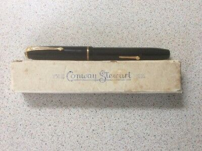 Conway Stewart no28 fountain pen with 14K Gold Nib