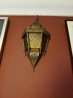 persian wall lamp/sconce shade
