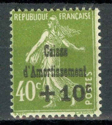 France, timbre N° 275, neuf ***, TB